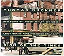 Thomas Buckner - Disc 5