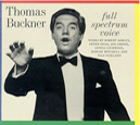 Thomas Buckner - Disc 6